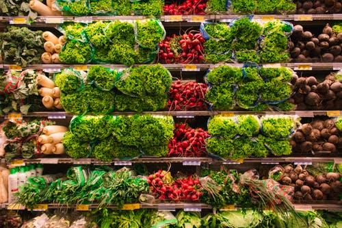 Food industrie werken