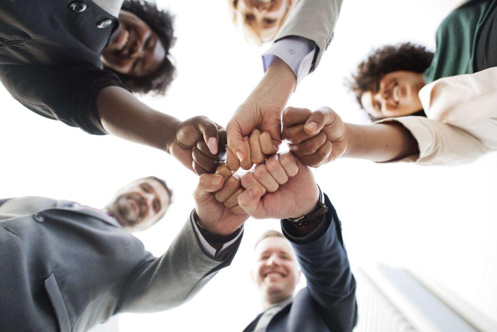 zelforganiserend team